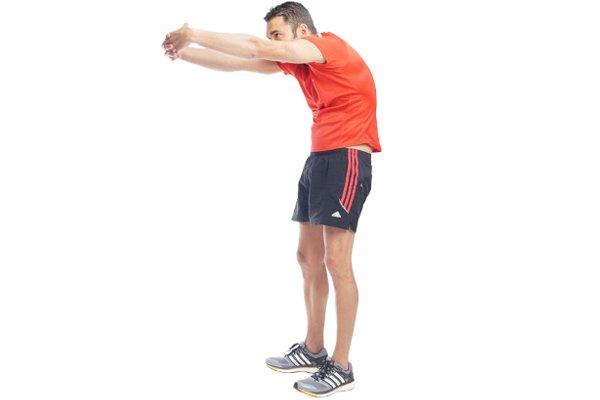 Dehnübungen Aufwärmübungen Rückentraining latissimus Rücken Training