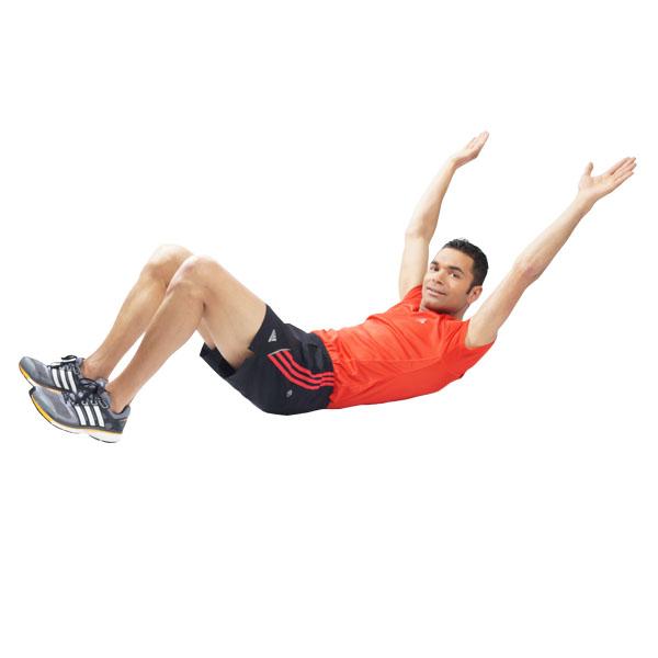abnehm gymnastik zu hause
