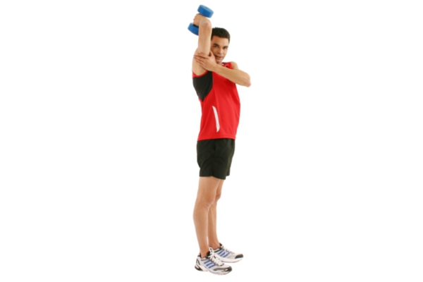 Schulter Dehnübungen Dehnen Beweglichkeit