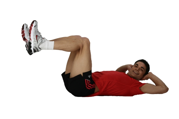 family fitness: Rectus abdominis muscles