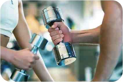 Fitness mit einem Personal Trainer für mehr Gesundheit!