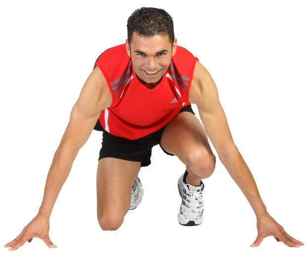 Trainingsplan für Ausdauer Fitness Training