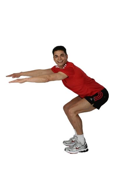 Kniebeugen Zuhause Ausführen : Allgemeine Trainingsfragen
