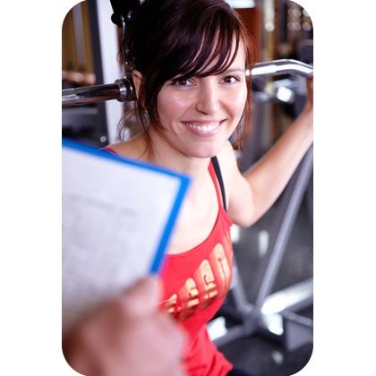 Personaltraining Fitness Damen über 40